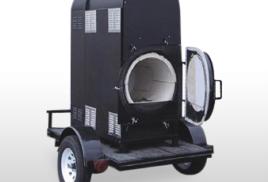 Установки термического уничтожения отходов (сжигатели), инсинераторы